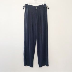 Urban Outfitters pleated wide leg pants